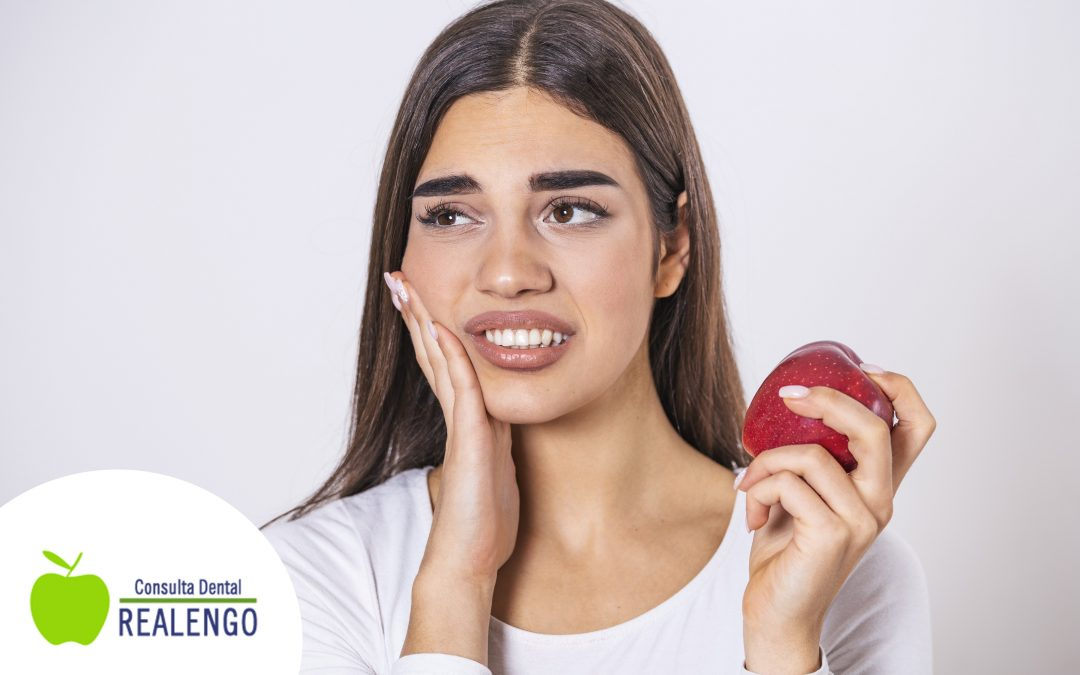 Alivio de los dientes sensibles